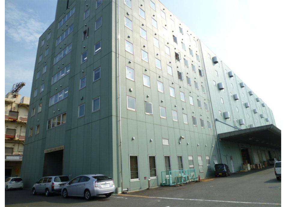 横浜航空貨物ターミナルビル